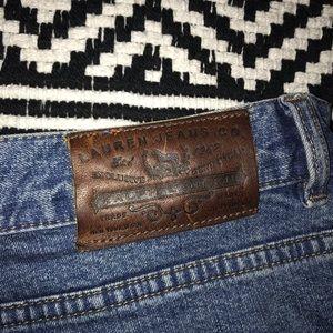 Vintage Ralph Lauren Mom Jean Shorts